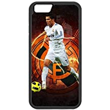 iPhone 6 4.7 Inch Cell Phone Case Black Real Madrid White P1743689