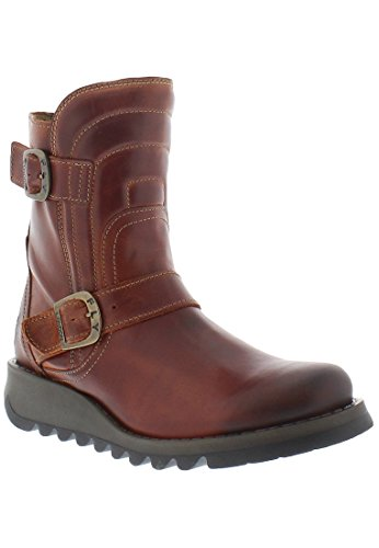FLY London Damen Sven731fly Chelsea Boots wine/brick