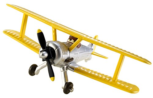 Disney - Planes X9464 Modellino di Aeroplano - Leadbottom