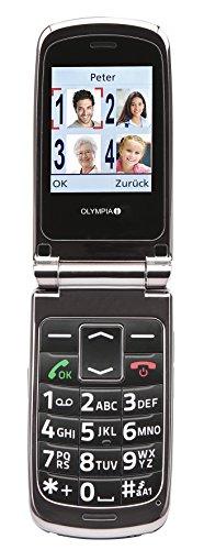 OLYMPIA 2164 comfort-telefono cellulare con Big button/grande colore-LC-Display Modell Style