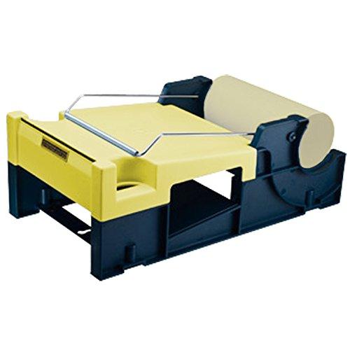 Excell ET-LPD Table Top Label Protection Klebebandspender: 6 in. breite (Blau und Elfenbein)