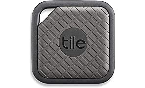 Tile Sport Key Finder, Phone Finder, Anything Finder - Graphite