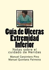 carpinteros los molinos: Guia de Ulceras Extremidad Inferior: Notas sobre el cuidado de Heridas: Volume 1...