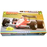 Protar 193. Coche Ferrari F1 1987. Maqueta de montaje. Escala 1/24
