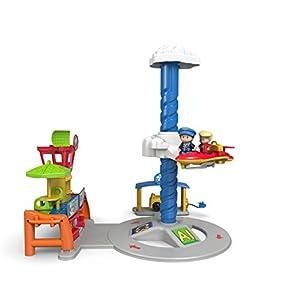Mattel DGN26 Fisher-Price - aeropuerto de Little People