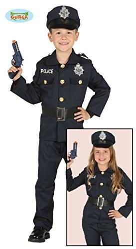 Disfraz de Policía azul para niños