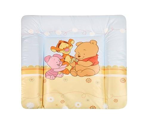 Julius Zöllner 2220120003 Wickelauflage Softy, Gr. 75/85 cm, Disney - Baby Pooh and Friends