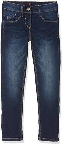 s.Oliver Junior Mädchen 54.899.71.0453 Jeans, Blau (Blue Denim Stretch 57z5), 134/REG