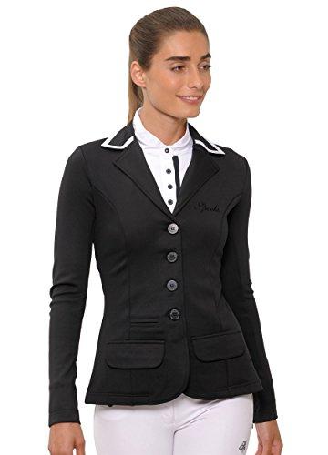 SPOOKS Turnierjacket Showjacket Sophia black Größe S