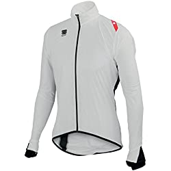 Chaqueta Sportful Hot Pack 5 Blanco-Negro 2017