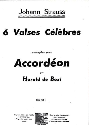 6 Valses Accordeon