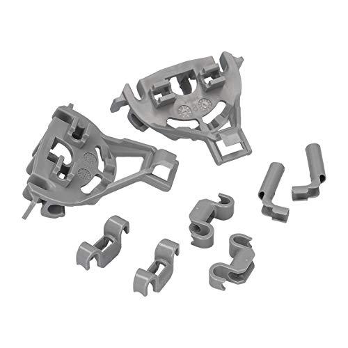 Kit Tine (Genuine OEM 00428344 Bosch Thermador Tine Clip Kit For Dishwashers 428344)