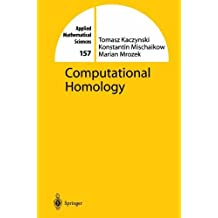 Computational Homology (Applied Mathematical Sciences)