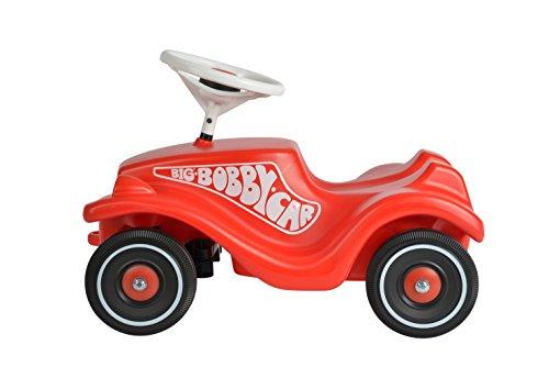 *Big 800001303 Bobby Car Classic, rot*