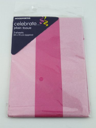 woolworths-plc-pink-tissue-paper