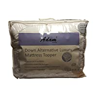 AR'S HOTEL QUALITY(Microlite) MICRO FIBER MATTRESS TOPPER THICK 5 CM, BOX STITCHED,IN ALL SIZES,ANTI ALLERGENIC