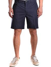 Gant Homme MCBI131010O Bleu Coton Shorts