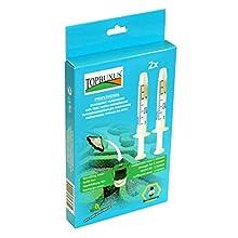 TOPBUXUS Pheromone Lure Refill for Box Tree Caterpillar Moth Traps 2 Syringes for 1 Whole Season