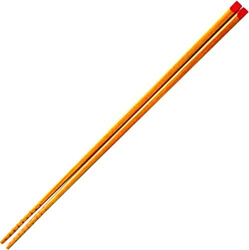 Saibashi para cocinar rojo 30 cm