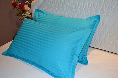 Trance Home Linen 100% Cotton Pillow Covers/Pillow Case/Pack Of 2-25