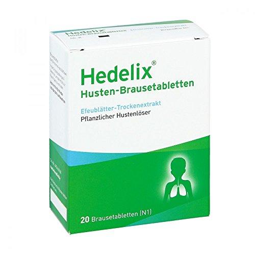 Hedelix Husten 20 stk