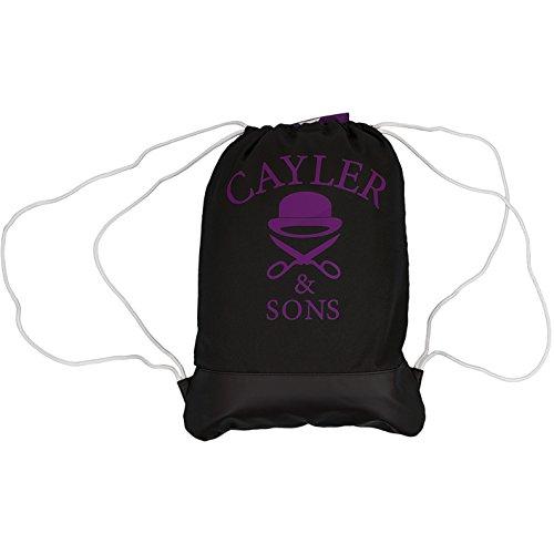 Cayler & SONS Hello Brooklyn Palestra Borsa Purple Swag