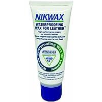 Nikwax Waterproof Wax for Leather - White, 60 ml