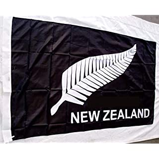 ABM New Zealand, GIANT COLLECTOR'S FLAG 5'x 3' NEW FAN FLAG sold by sportsbits UK