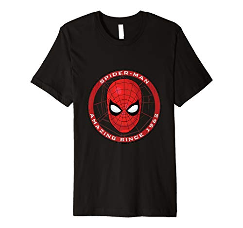 Marvel Spider-Man Amazing Since 1962 Vintage T-Shirt - Spiderman Shirt Vintage