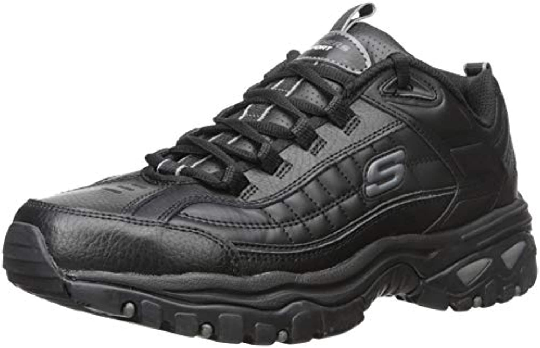 Skechers Sport Men's Energy Afterburn Afterburn Afterburn Lace-Up scarpe da ginnastica,nero,11.5 M | elegante  | Uomini/Donne Scarpa  696b69