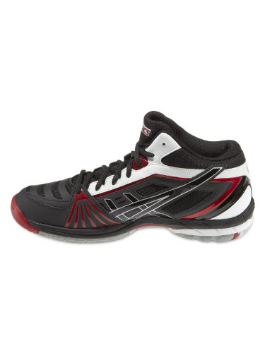 Asics Gel-Volley Elite 2 MT White / Lightning / Re Noir (Black/White)