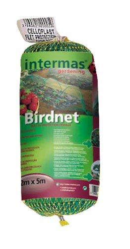 RM062 Filet anti-oiseaux 4 x 12 m vert