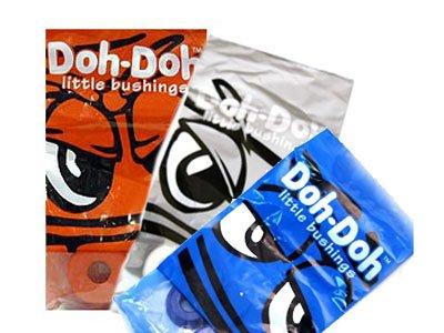 "Doh-Doh Bushings white 98a \""really hard\"""