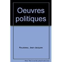 Oeuvres politiques