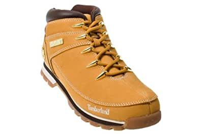 Timberland 44548 Eurosprint Mens Wheat Suede Ankle Boots