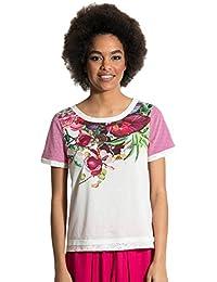 Y Mujer Tops Ropa Smash Blusas Amazon es Camisetas Hq4CHg