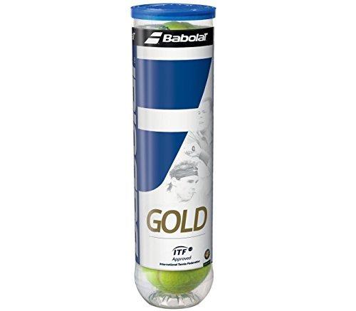 Babolat Tennisbälle Gold 4er Dose