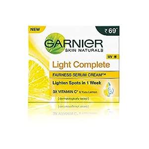 Garnier Skin Naturals Light Complete Serum Cream, 23g