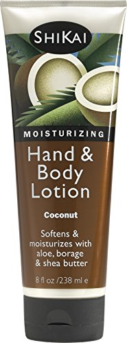 ShiKai Hand & Body Lotions Coconut 8 fl. oz. (a) by ShiKai