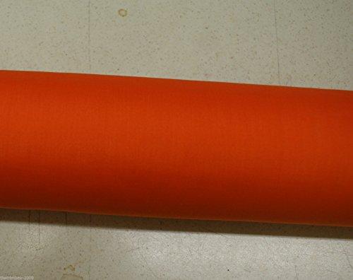 polycotton-orange-fabric-material-plain-colour-by-the-metre-115cm-wide-45