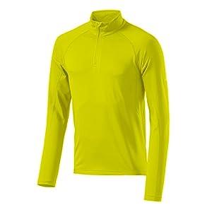 McKINLEY Geissberg Light 4030584 Rolli Shirt Herren Zitrone