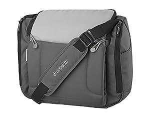maxi cosi original bag 2 in 1 wickeltasche und sitzerh hung concrete grey baby. Black Bedroom Furniture Sets. Home Design Ideas