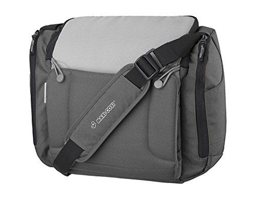 Preisvergleich Produktbild Maxi-Cosi Original Bag, 2-in-1 Wickeltasche und Sitzerhöhung, Concrete grey
