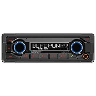 BLAUPUNKT-Dublin-112-BT-MP3-Autoradio-mit-BluetoothUSBAUX-IN