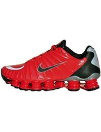 hot sale online 8bd97 279b5 ... discount code for nike shox tlx sneaker rot schwarz 88d29 feed8