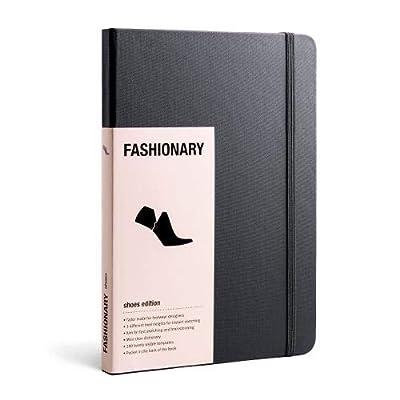 Fashionary shoe sketchbooK