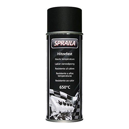 KWASNY 300 041 AUTO-K SPRAILA Hitzefest 650°C schwarz 400ml