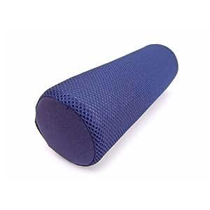 66Fit Lumbar Roll Firm Elite - Blue, 10 X 31 X 10 cm