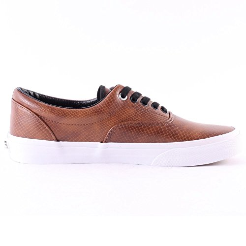 Vans  Era,  Unisex-Erwachsene Sneakers (snake) black/brown