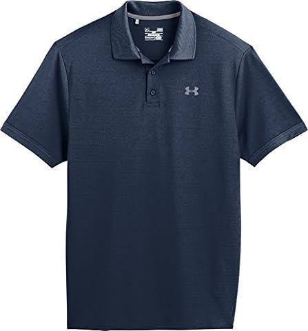 Under Armour Men's Short Sleeve Polo Shirt Akademie / Stahl
